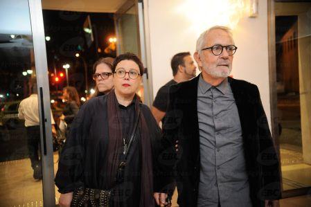 O ator Paulo José na cerimônia na Sala Cecília Meireles em comemoração aos 50 anos do Museu da Imagem e do Som (MIS) (Fernando Frazão/Agência Brasil)