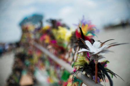 PALMAS - Feira livre de artesanato indígena na Arena dos Jogos Mundiais dos Povos Ingínenas (Marcelo Camargo/Agência Brasil)